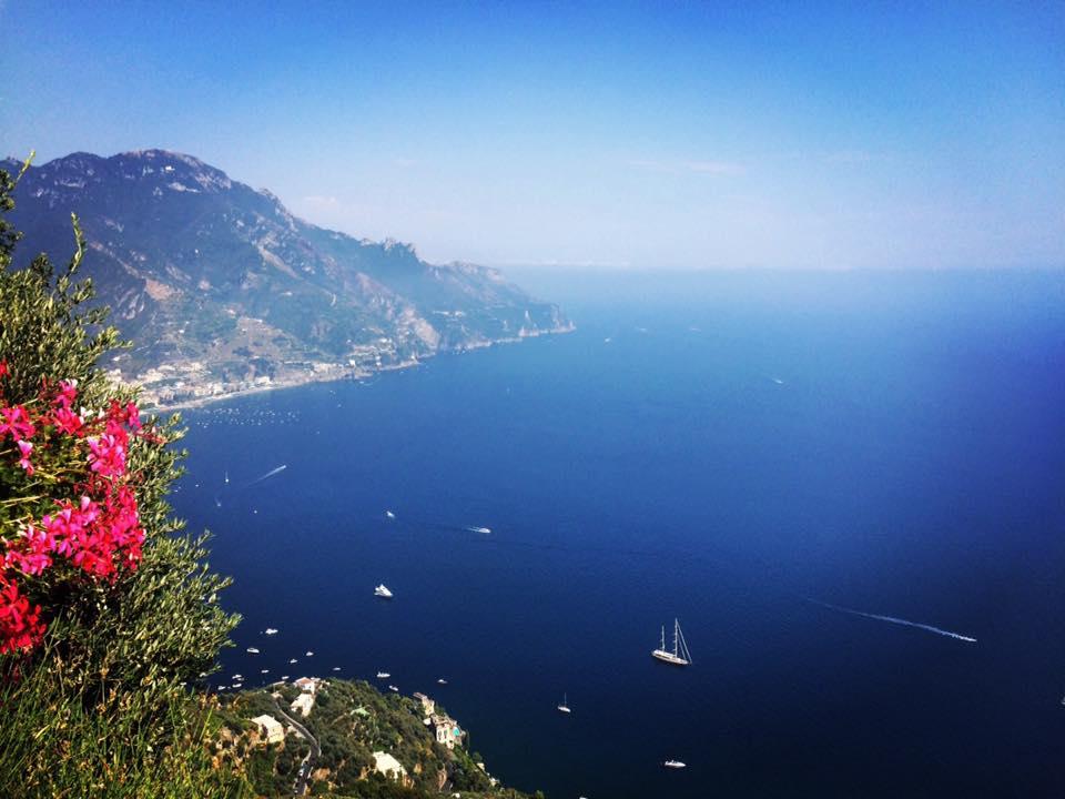 Ravello Amalfikust, Salerno Travel
