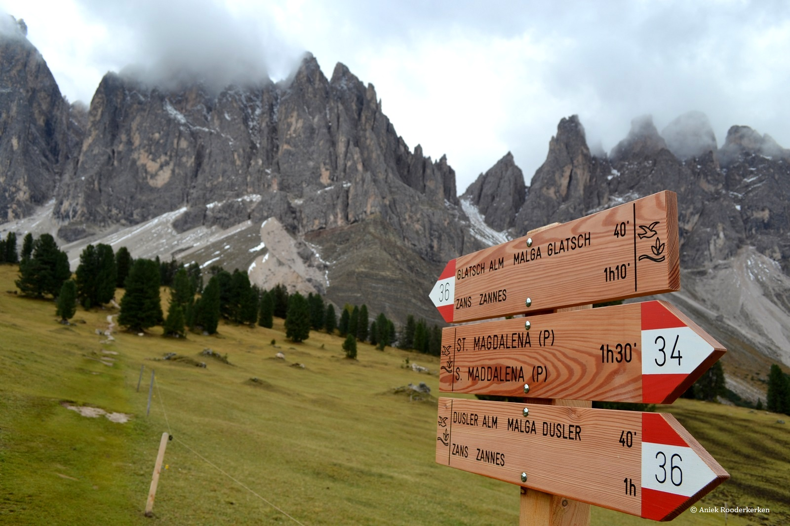 Hiken in UNESCO-erfgoed de Dolomieten