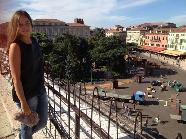 Kim's reisdagboek: Kim woonde 7 maanden in Italië