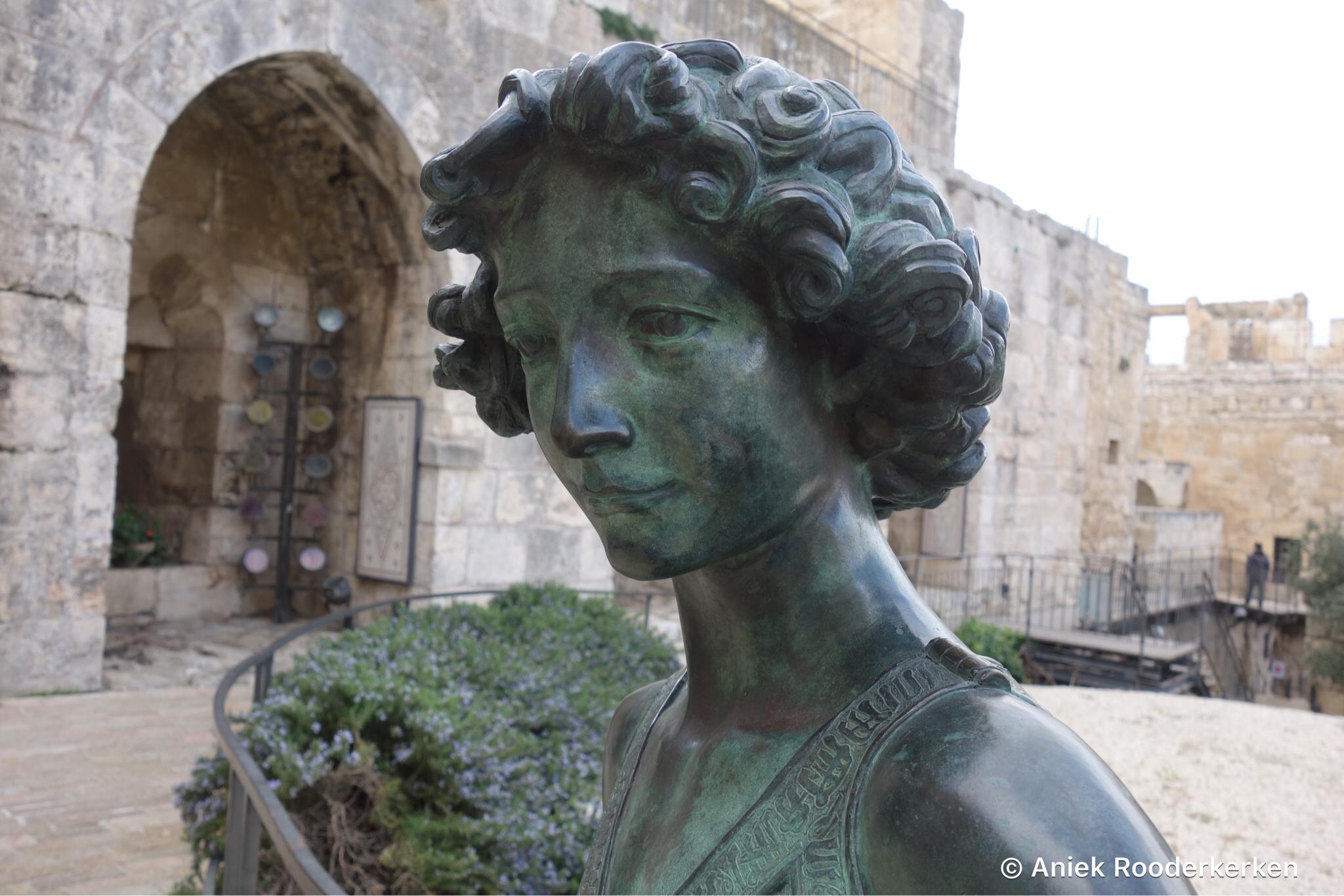 David, Andrea del Verrocchio