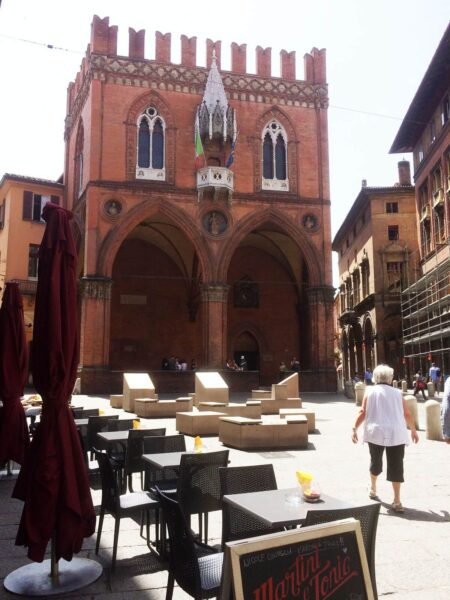 Palazzo della Mercanzia, foto door Merel Diemont
