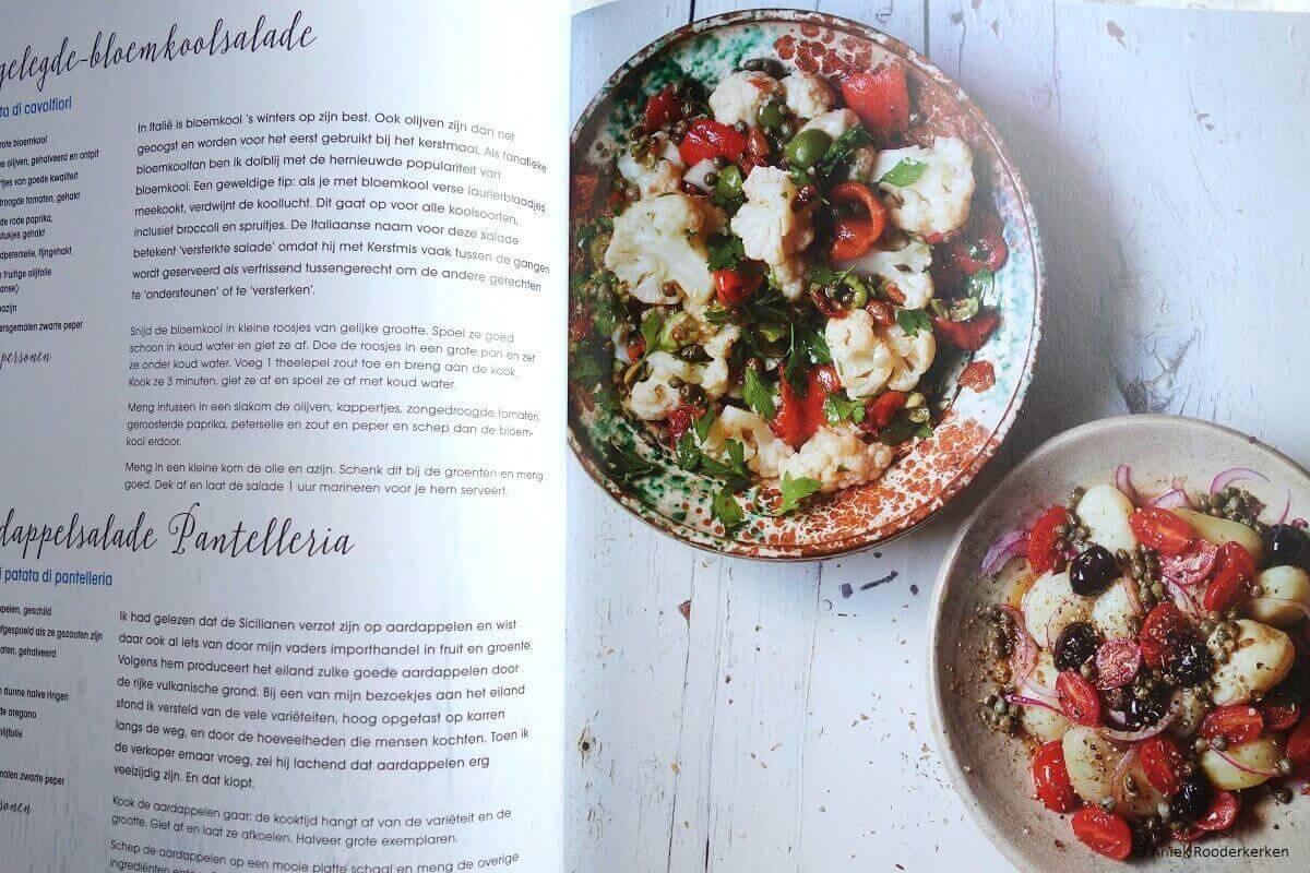 Ursula Ferrigno, De smaak van Sicilië