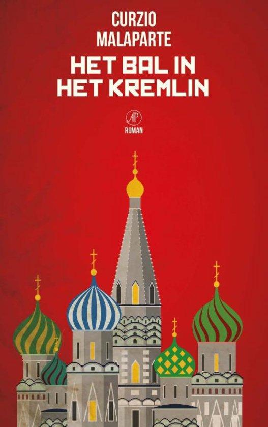 Curzio Malaparte Het bal in het Kremlin