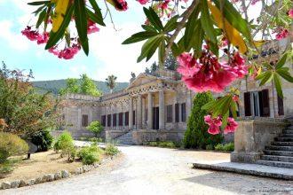 Napoleon's Villa San Martino op Elba, Italië