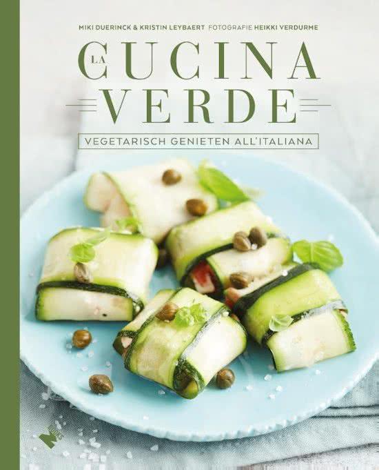 Cucina Verde: een heerlijk Italiaans vegetarisch kookboek