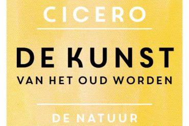 """""""De kunst van het oud worden"""" van Cicero"""