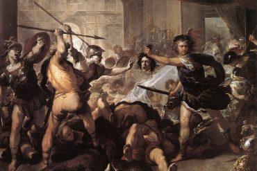 Luca Giordano, de kunstenaar die sneller schilderde dan zijn schaduw