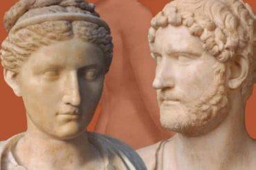 """Review: """"Sabina Vrouw van Hadrianus"""" van Nynke Smits"""