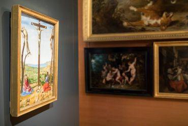 Antonello in de Galerij