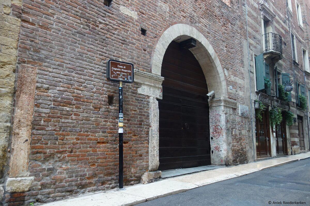 Casa di Romeo Montecchi