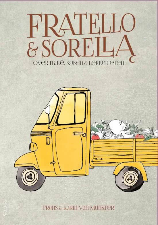 Fratello & Sorella kookboek