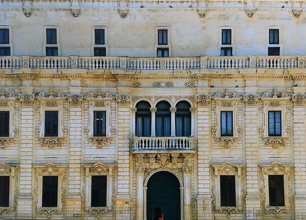 Lecce. Foto © Followmyfootprints