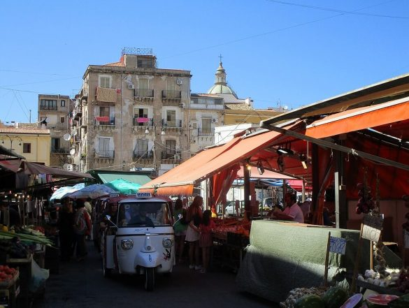 Palermo! Foto © Followmyfootprints