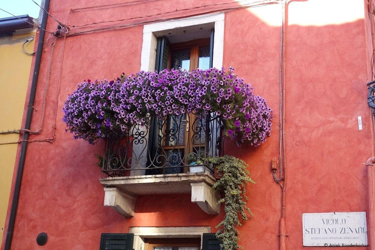 Soave in de Veneto. Foto © travelwriter.nl