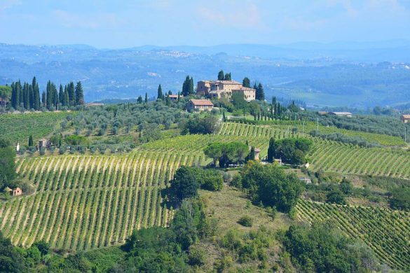 San Gimignano, Foto © MyFootprints