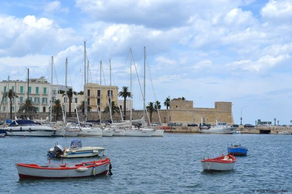 Bari, Puglia, Italie
