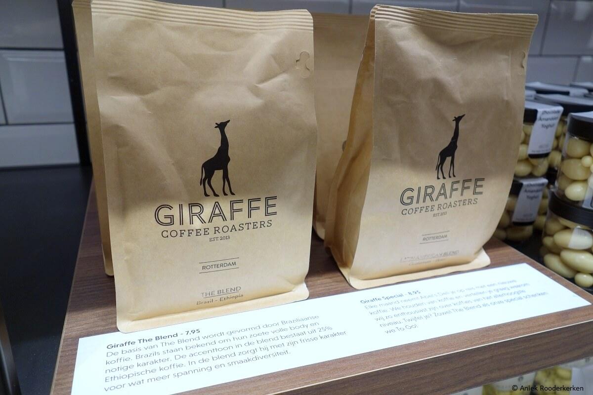 Giraffe Coffee Roasters Rotterdam