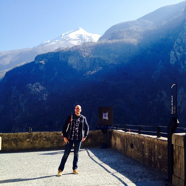 Ook buiten Turijn is het prachtig