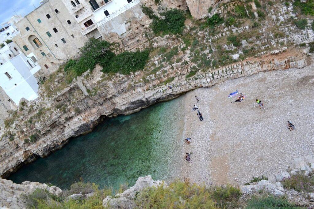 Polignano a Mare in Puglia