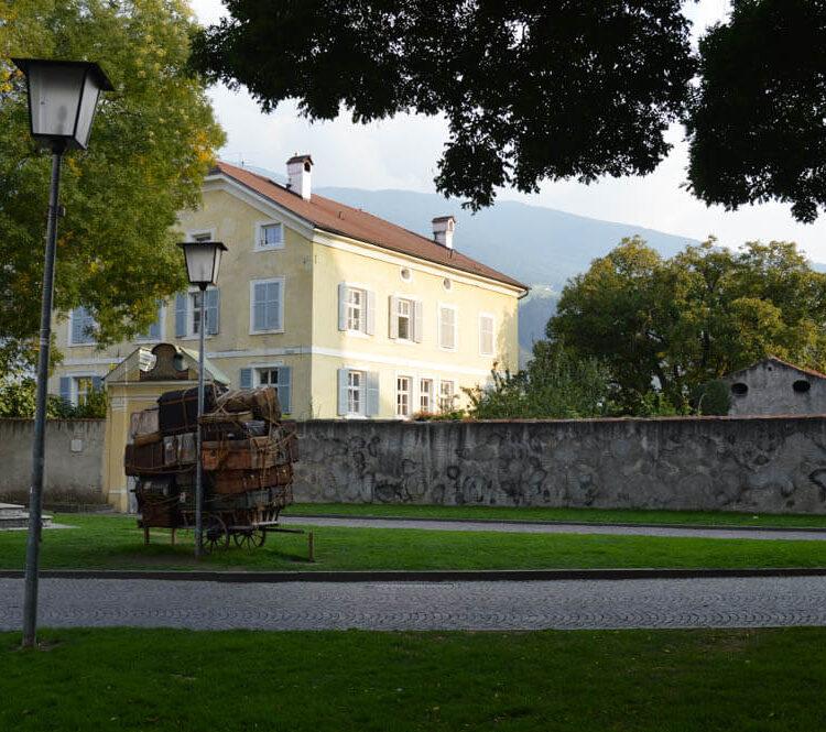 Brixen / Bressanone in Zuid-Tirol. Foto door Henriëtte Bokslag