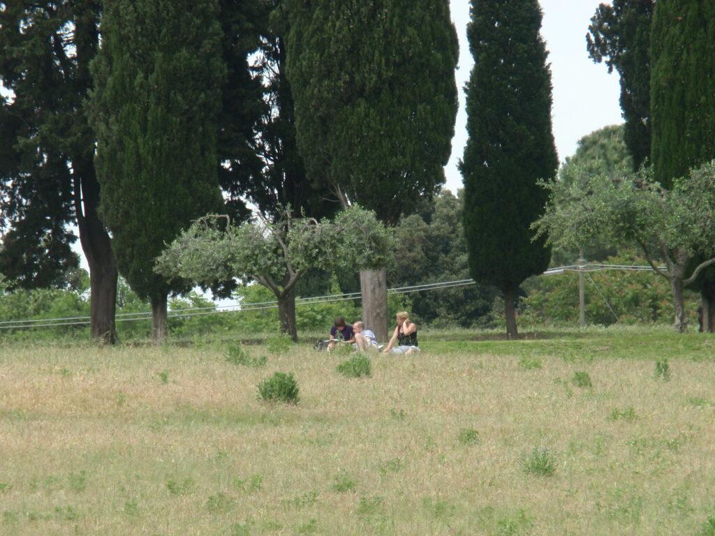 Archeologisch park Via Appia, Rome