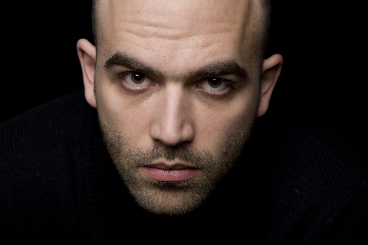 Robert Saviano, auteur van de internationale bestseller 'Gomorra', over de Napolitaanse maffia.
