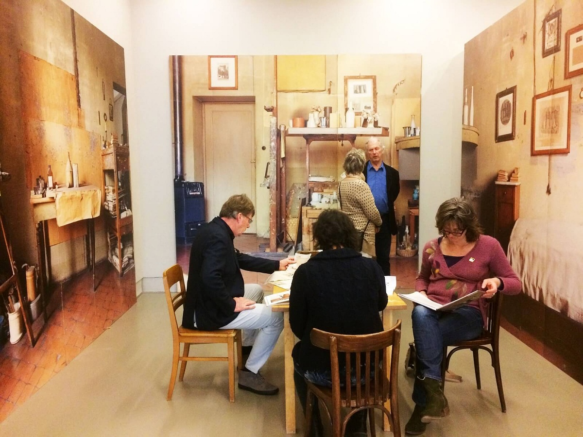 Giorgio Morandi Museum Belvedere Heerenveen