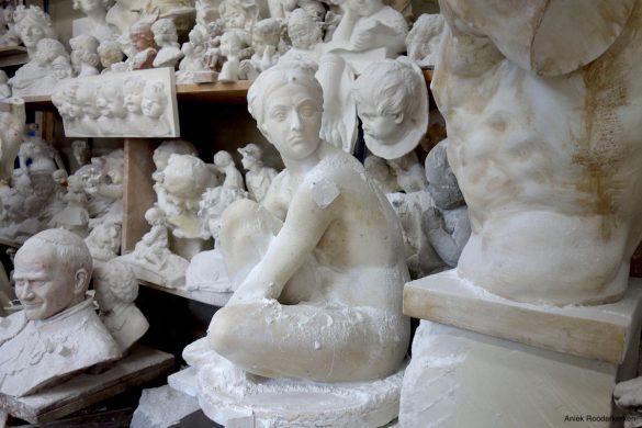 Albast Atelier alab'Arte Volterra