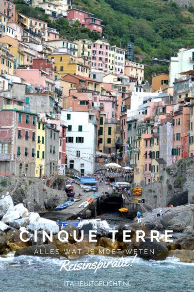 Wat je moet weten over de Cinque Terre - italieuitgelicht.nl