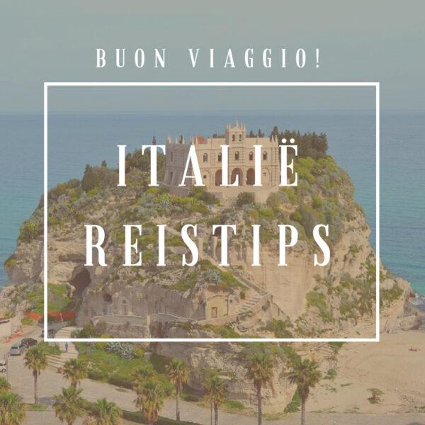 Italië Reistips
