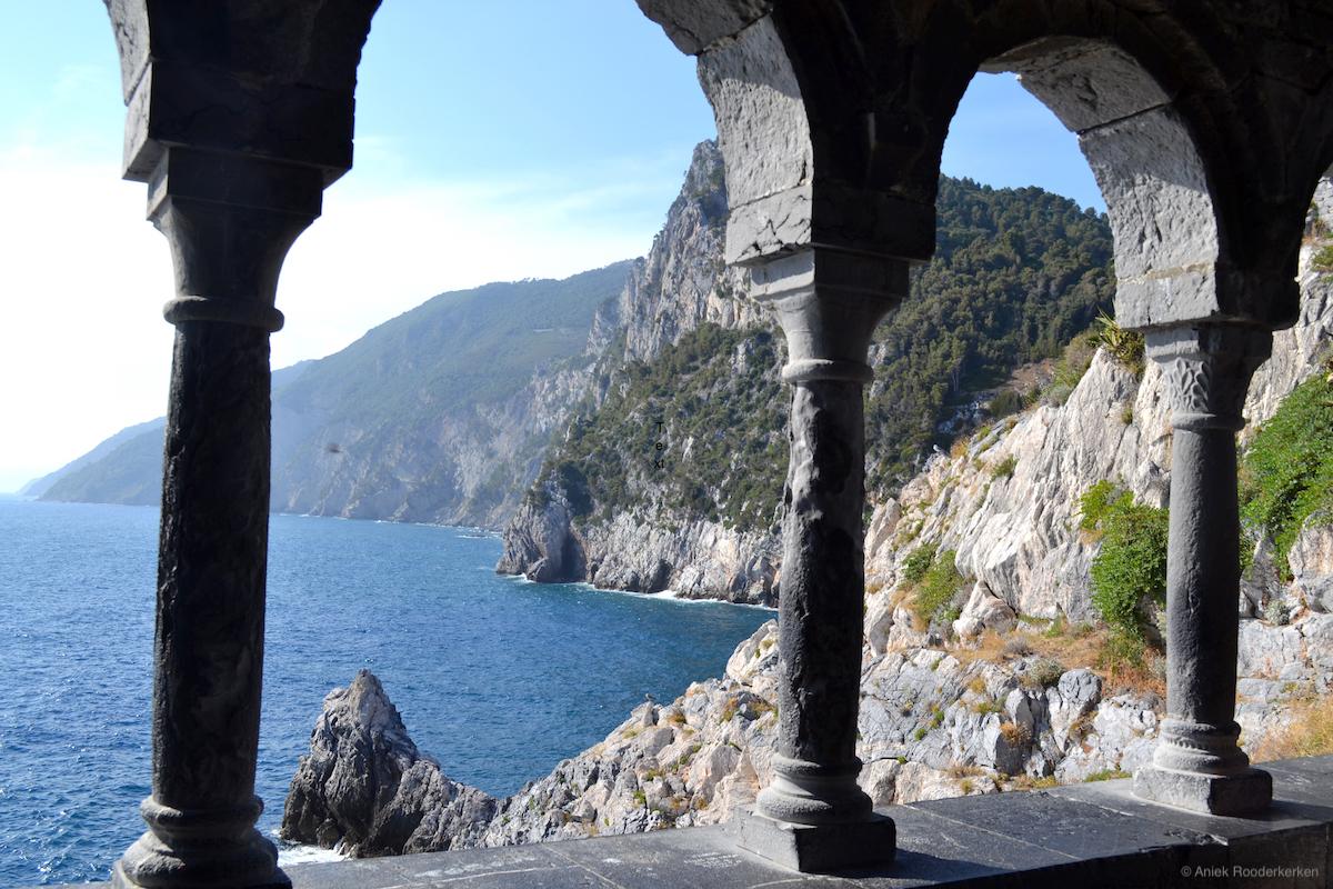 Portovenere, het zesde dorp van Cinque Terre