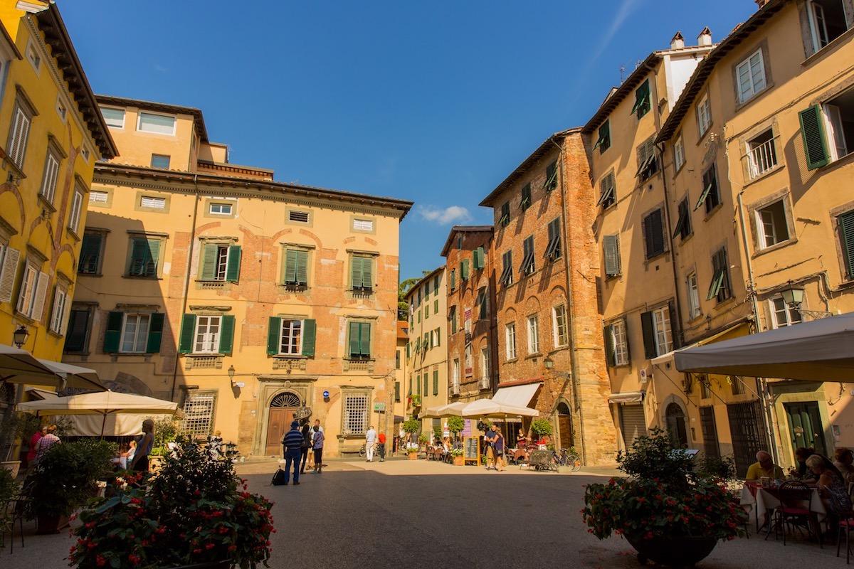 Lucca, foto Laura Vlaanderen