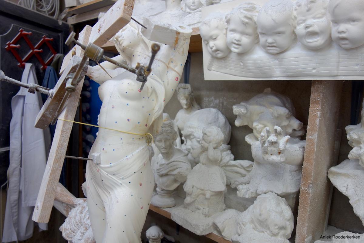 Albast atelier