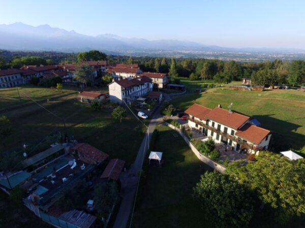 Een b&b in Piemonte