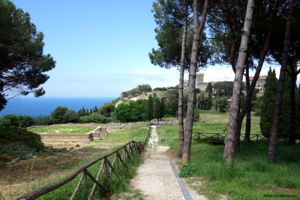 Reizen langs de Etruskische Kust