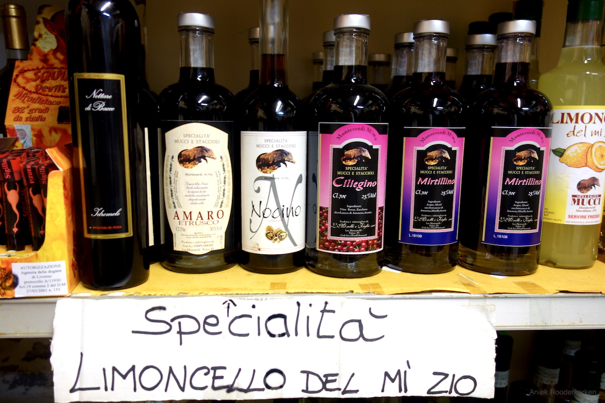 Delicatessenwinkel Mucci & Staccioli