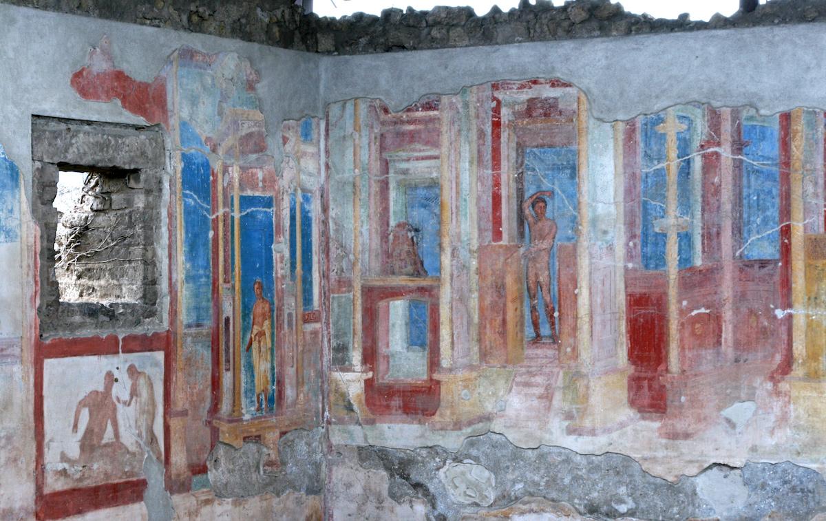 Pompeii, foto door Yvonne van der Laan