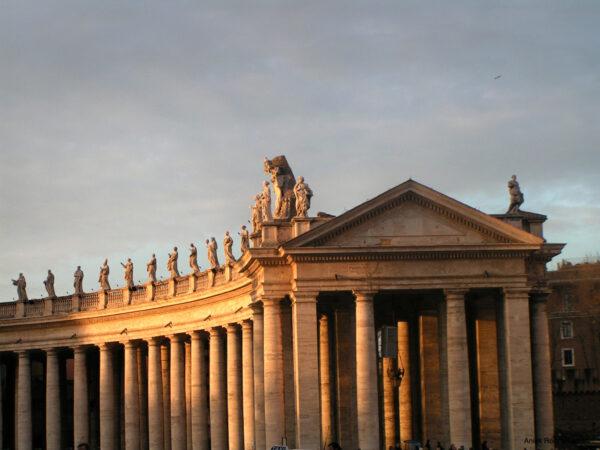Sint Pieter in Rome, Vaticaan