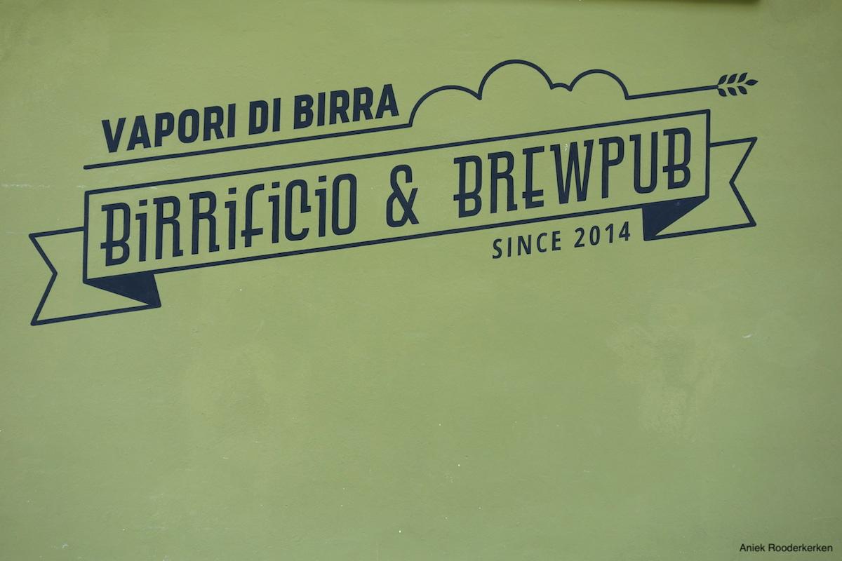 Vapori di Birra Birrificio Sasso Pisano