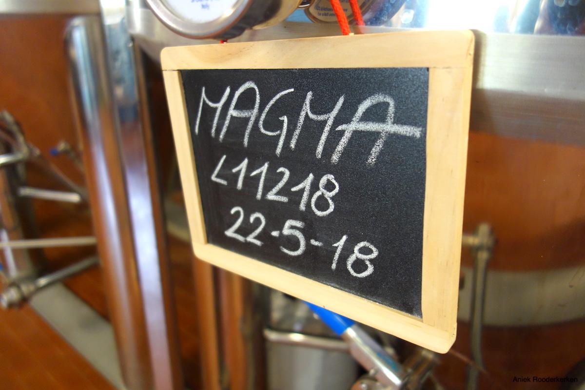 Magma bier Vapori di Birra