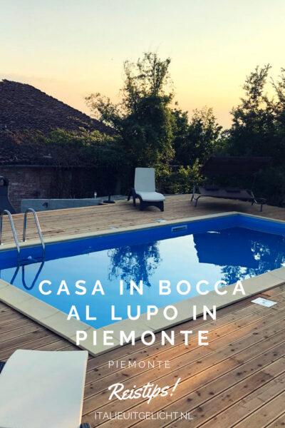 Casa in Bocca al lupo in Piemonte