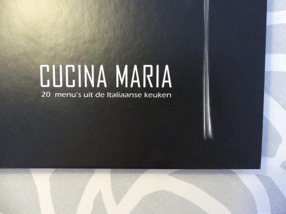 Cucina Maria - cover