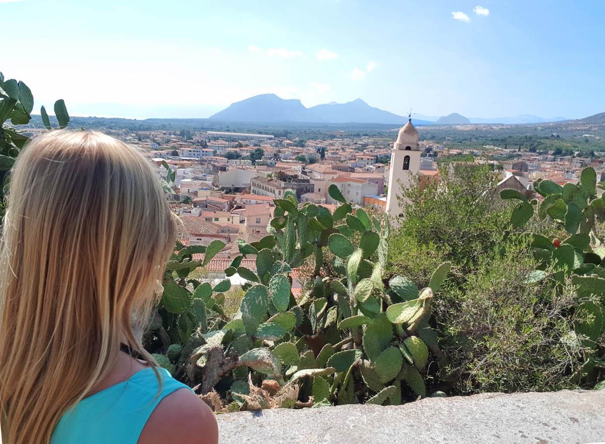 Sardinië, foto door Chantal van Alleen op reis