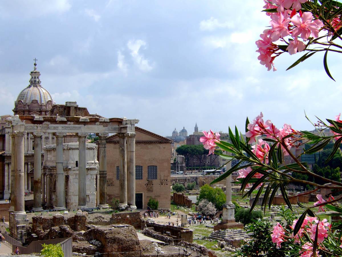 Chantal geeft tips: alleen op reis in Italië