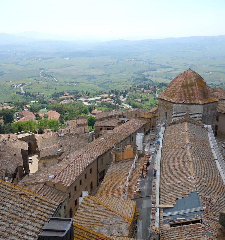 Uitzicht vanaf het Palazzo dei Priori