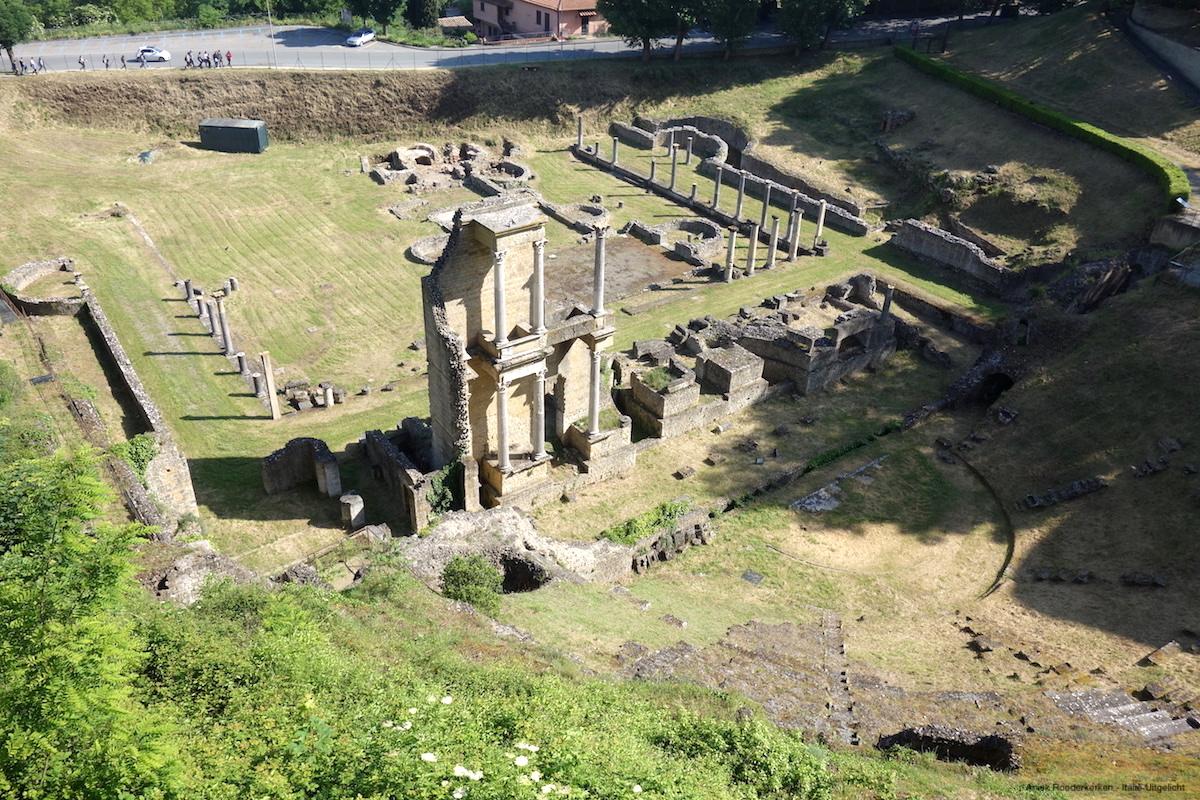 Romeins theater Volterra