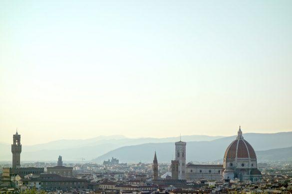 Een stedentrip Florence