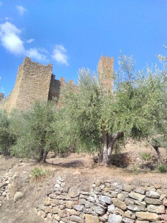 Castello di Montecchio Vesponi (Castiglion Fiorentino)