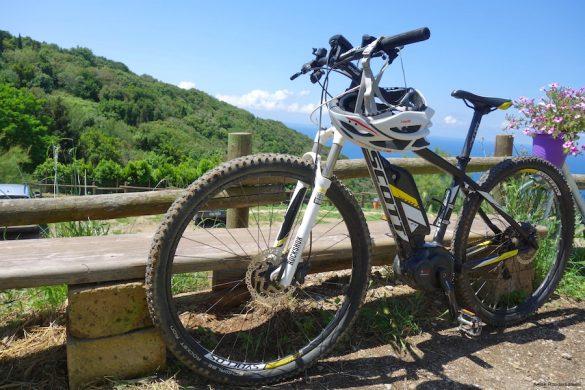 Toscane verkennen op een e-bike