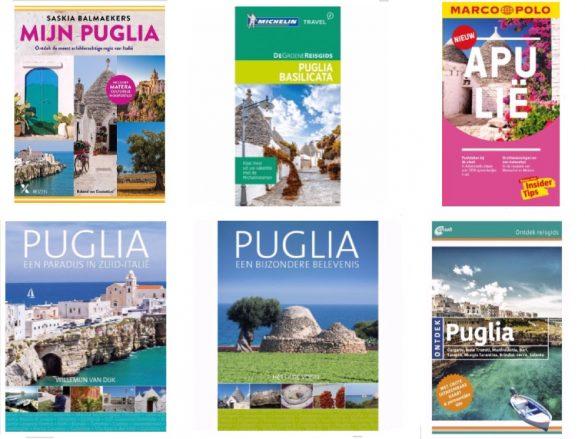 De beste reisgidsen over Puglia